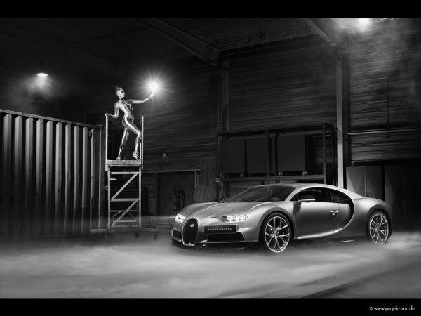 projekt mc Art Calendar Bugatti Chiron Kamps