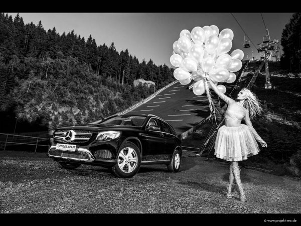 projekt mc Art Calendar Mercedes-Benz