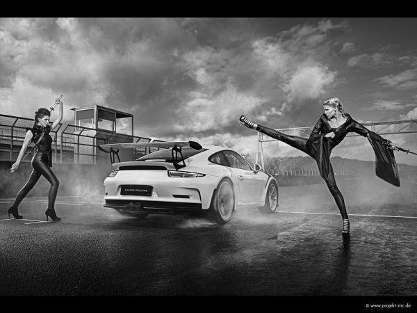 projekt mc Art Calendar Porsche 911 GT3 Kamps