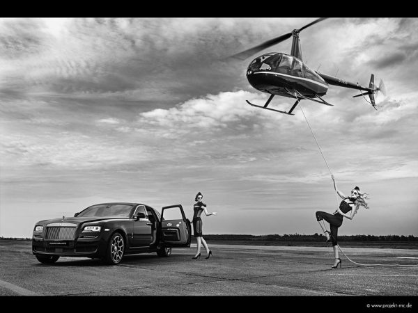 projekt mc Art Calendar Rolls-Royce Kamps
