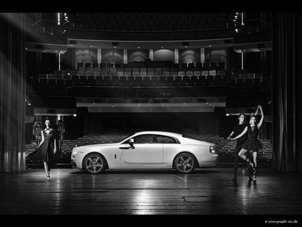projekt mc Art Calendar Rolls-Royce Wraith Kamps